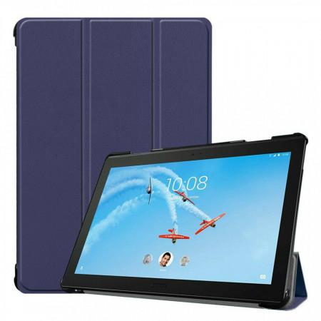 Husa Smart Cover Lenovo Tab P10 10.1 TB-X705F TB-X705L bleumarin