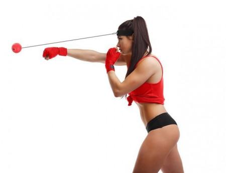 Minge de antrenament pentru imbunatatirea reflexelor,box