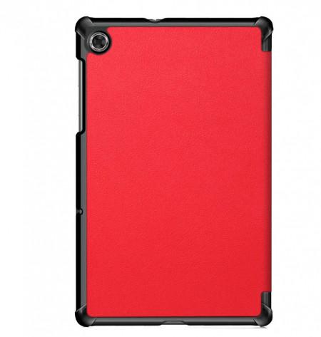 Husa rosie pentru Lenovo Tab M10 FHD Plus
