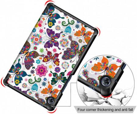 Husa cu fluturi Huawei MatePad T8