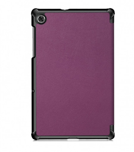 Husa de culoare mov pentru tableta Lenovo Tab M10 FHD Plus
