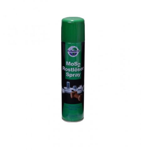 Spray de curatat rugina, Filmer MOS2, cu efect de ungere, 300 ml