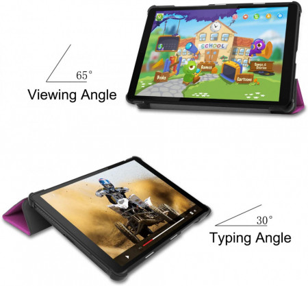 Husa tip carte tableta Lenovo M8