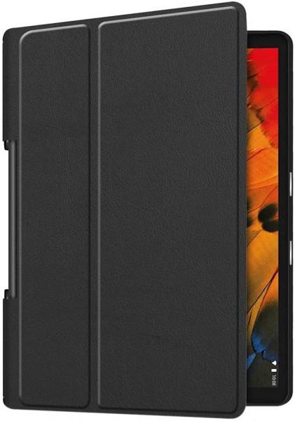Husa Smart Cover Tableta Lenovo Yoga Tab 5 YT-X705F Smart Tab 10.1 inch - Neagra