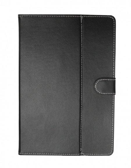 Husa universala pentru tableta de 10 inch, Book Cover Neagra