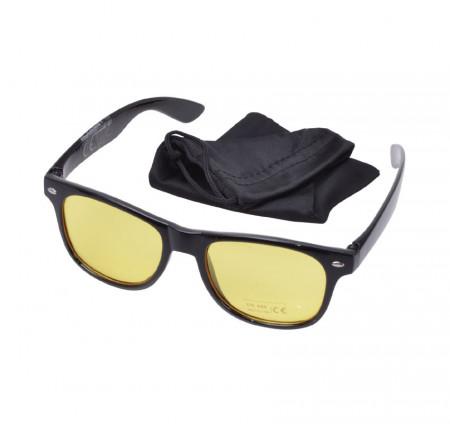 Ochelari auto Filmer, pentru condus pe timp de noapte, design modern, Negri