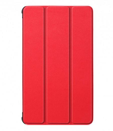 Husa de culoare rosie pentru tableta  Lenovo M7 7305