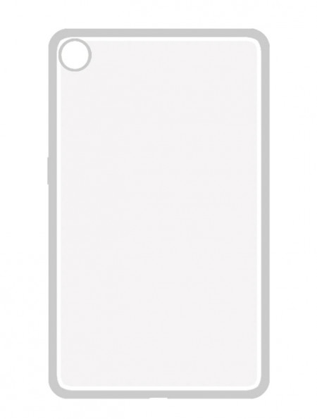 Husa tableta Lenovo Tab M8 HD TB-8505 TPU, subtire, transparent