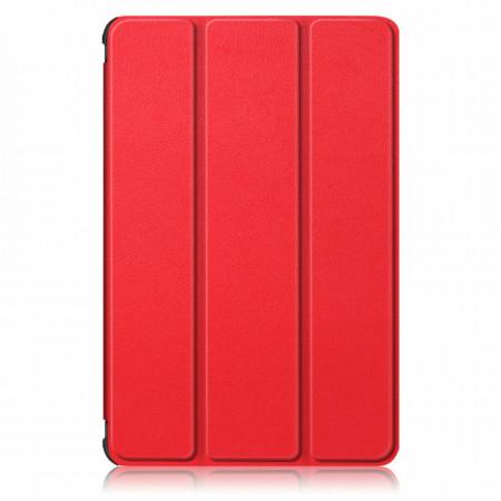 Husa de culoare rosie pentru tableta  Samsung Galaxy Tab S7FE