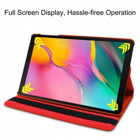 Husa rotativa pentru Samsung Galaxy Tab A 10.1 (2019), Octa-Core, 10.1