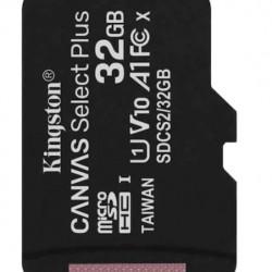 Card de memorie MicroSD Kingston, 32GB,