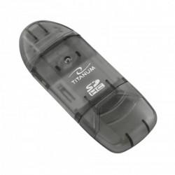 Cititor card-uri SD, SDHC to USB, Titanum, nu necesita instalare