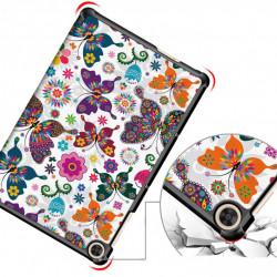 Husa Smart Cover compatibila cu Tableta Huawei MatePad T10 9.7 inch (2020) model fluture
