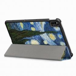 Husa Smart Cover Tableta Huawei MatePad 10.4 starry sky