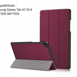 Husa Smart Cover Tableta Samsung Galaxy Tab A7 10.4 (2020) T500 T505(2020) T500 T505 visiniu