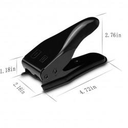 Perforator cartela SIM cu doua sloturi - Micro SIM si Nano SIM
