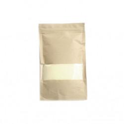 Set 100 grame Granule de ceara si doua fitile, pentru lumanari, alb