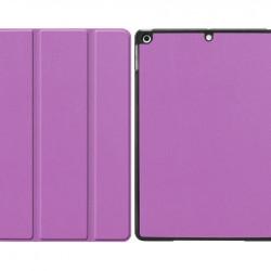 Husa de culoare mov pentru tableta Apple iPad 8 (2020), 10.2
