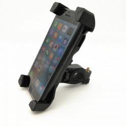 Suport de telefon pentru bicicleta negru