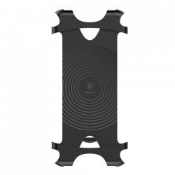 Suport de telefon pentru bicicleta, silicon, rotire 360 grade