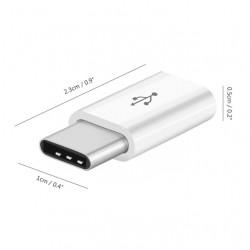 Adaptor de la Micro USB to USB type C