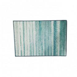 Covoras de Bucatarie, anti alunecare, cu margini sufilate, Marin, 40 x 60 cm