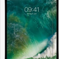 Folie Apple iPad Pro 10.5 2017 - 10.5 inch