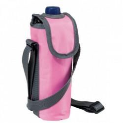 Geanta termica Jogging Edition, 0.5 litri, curelusa ajustabila, Roz