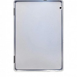 Husa Huawei Mediapad T5, 10.1 inch, Frosted TPU, subtire, transparent