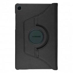 Husa rotativa pentru tableta Samsung Galaxy Tab A7 10.4 T500 T505 - negru