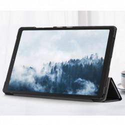 Husa Smart Cover pentru tableta Samsung Galaxy Tab A7 Lite (SM-T220/T225) visiniu