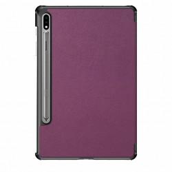 Husa de culoare mov pentru tableta Samsung Galaxy Tab S7FE
