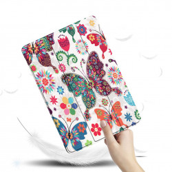 Husa Smart Cover Tableta Huawei MediaPad T3 10 - 9.6 inch - model fluture