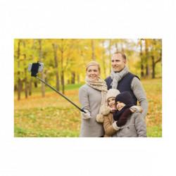 Selfie stick clasic, pentru telefoane si aparate foto