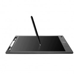 Tableta digitala 10 inch pentru scris si desenat cu ecran LCD, negru