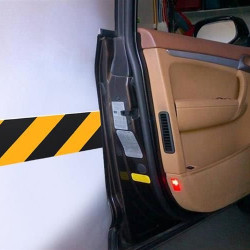 Bara de protectie pentru garaj, oferta protectie la deschiderea portierei
