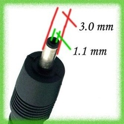 Cablu de incarcare USB Tata - Jack 3.0 mm