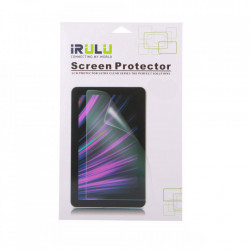 Folie universala pentru tableta, 10.5 inch, 255 x 156 mm, cu orificiu centrale