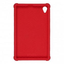 Husa de culoare rosie pentru tableta LENOVO Tab M8 FHD 8 inch
