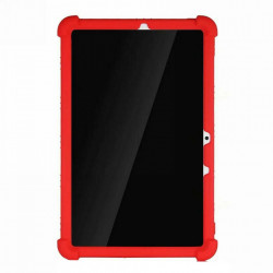 Husa pentru tableta Huawei MatePad 10.4 TPU cu stand - Rosu