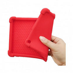 Husa de culoare rosie pentru tablteta Samsung Galaxy Tab A 8 inch 2019, SM-T290 SM-T295