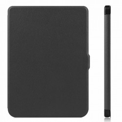 Husa Smart Cover E-Reader Kobo Nia 6 Inch 2020 neagra