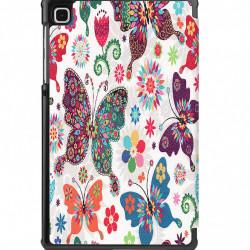 Husa Smart Cover pentru Tableta Samsung Galaxy Tab A7 Lite (SM-T220/T225) 8.7 model fluture