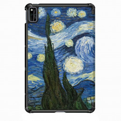 Husa Smart Cover Tableta Huawei MatePad 10.4 starry sky