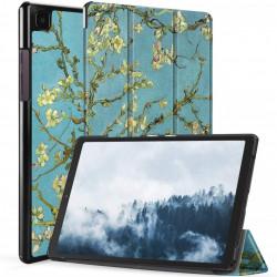 Husa cu flori pentru tableta Samsung Galaxy Tab A7 10.4 (2020) T500 T505
