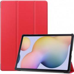 Husa de culoare rosie pentru tableta Samsung Galaxy Tab S7 Plus
