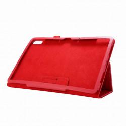 Husa colorata pentru tableta  Huawei MatePad 10.4 rosie