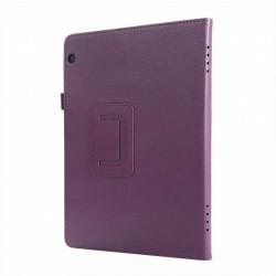 Husa de culoare mov pentru tableta Huawei Mediapad T5, 10.1 inch