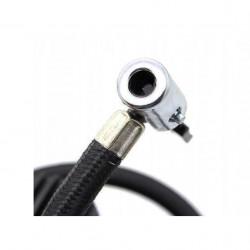 Mini compresor auto cu manomentru, 260PSI, 18 bar, 12 V, tip Roata
