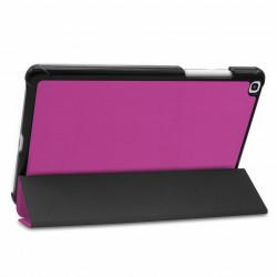 Husa de culoare mov pentru tableta Samsung Galaxy Tab A 8 inch 2019, SM-T290 SM-T295